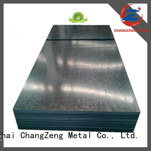 ChangZeng rolled sheet metal sheets for sale with good price for industry