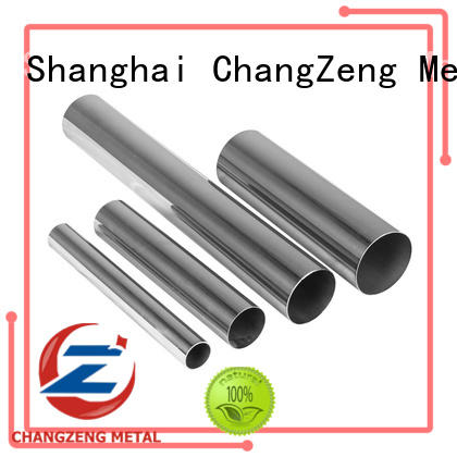 ChangZeng galvanized steel pipe for business for beam