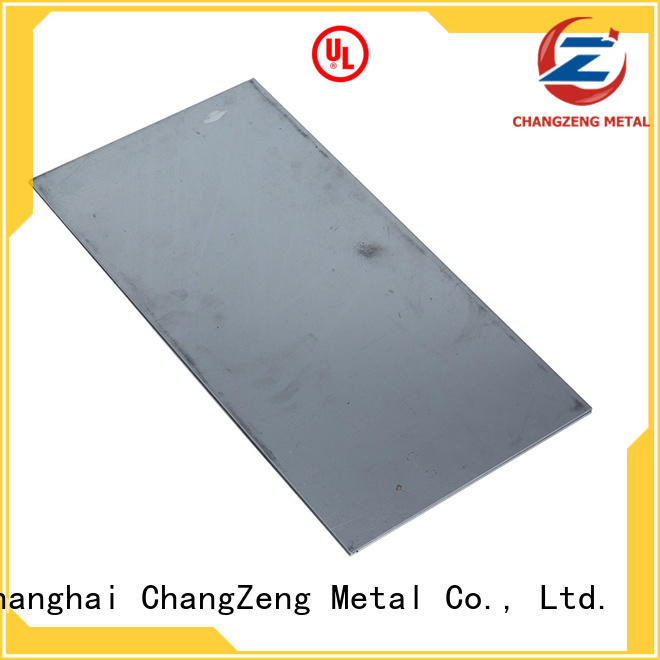 ChangZeng 316l steel sheet design for construction