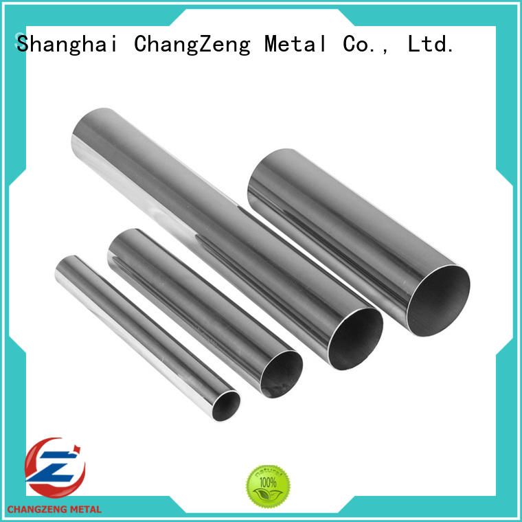 ChangZeng Custom steel square pipe from China for channel