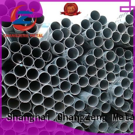 ChangZeng 3 inch diameter steel pipe for business for building