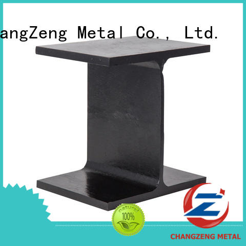 ChangZeng High-quality steel beam section properties company for channel