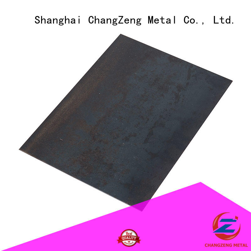 ChangZeng buy galvanised steel sheet Supply for construction