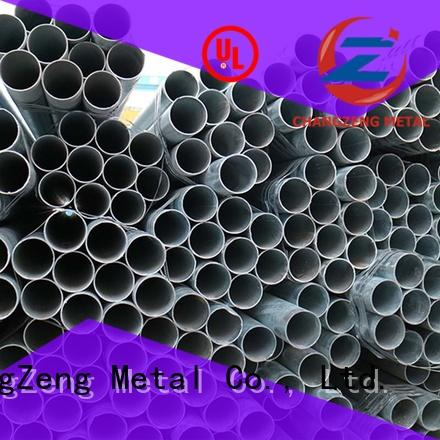ChangZeng steel pipes from China for beam
