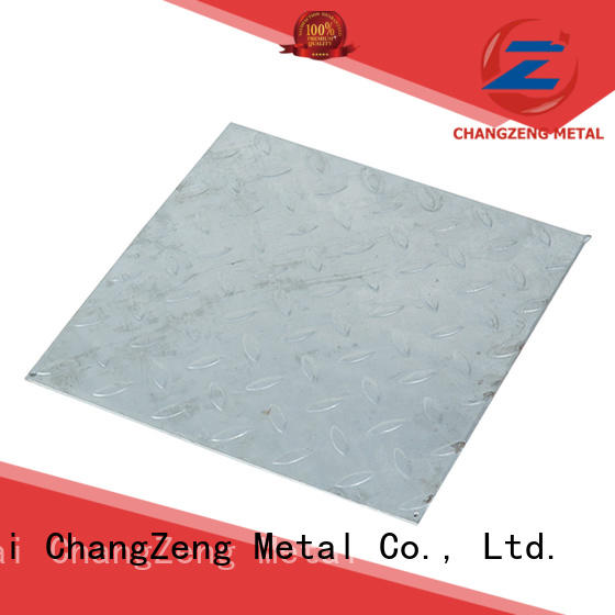 ChangZeng 904l steel sheet with good price for industry