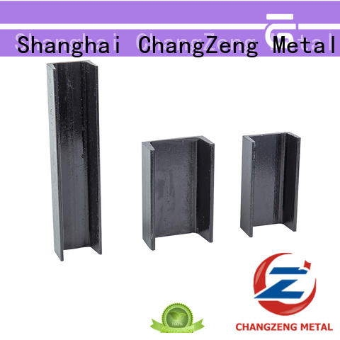 ChangZeng rolled structural profile factory price for building