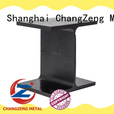 ChangZeng New structural steel angle section properties company for construct