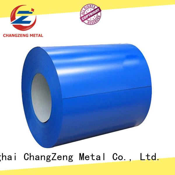 ChangZeng Custom coil galvanized Supply for industrial
