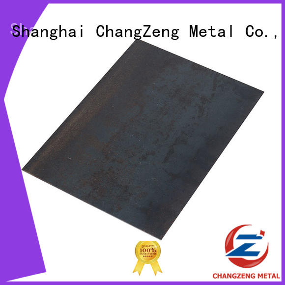 ChangZeng thin stainless steel sheets for business for construction