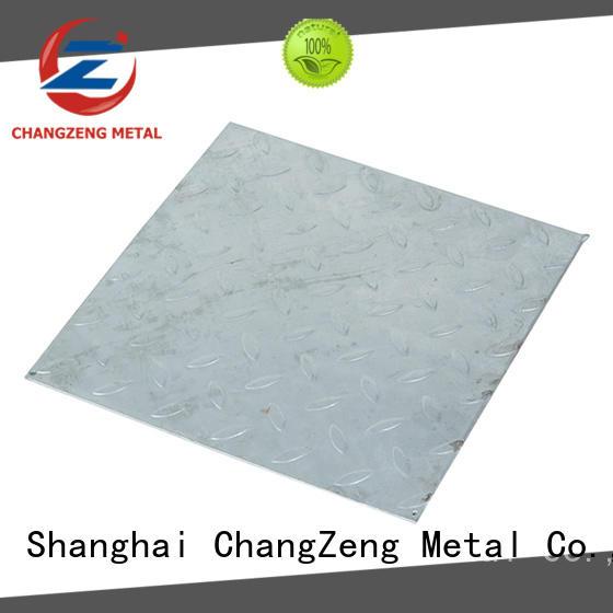 ChangZeng coiled 14 gauge aluminum sheet metal Suppliers for industrial