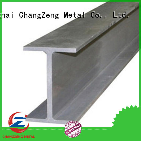 certificated steel beam personalized for channel
