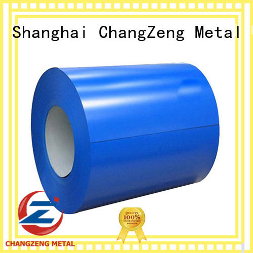 ChangZeng steel coil wholesale for construction