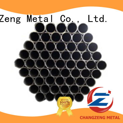 reliable steel tubing manufacturer for channel