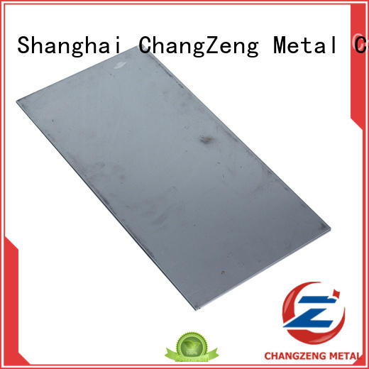 ChangZeng black stainless steel sheet for business for industrial