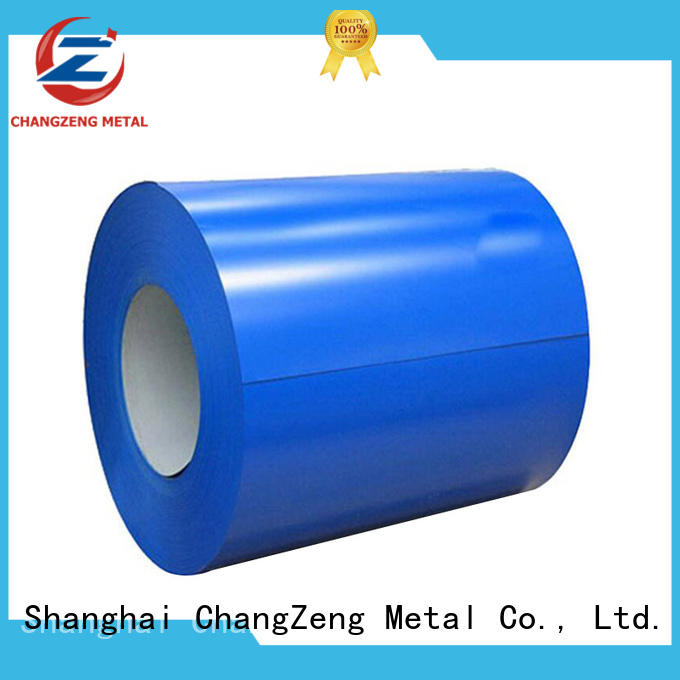 ChangZeng galv steel sheet Suppliers for commercial