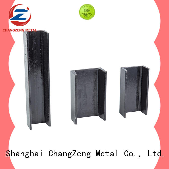 ChangZeng rolled structural channel wholesale for beam