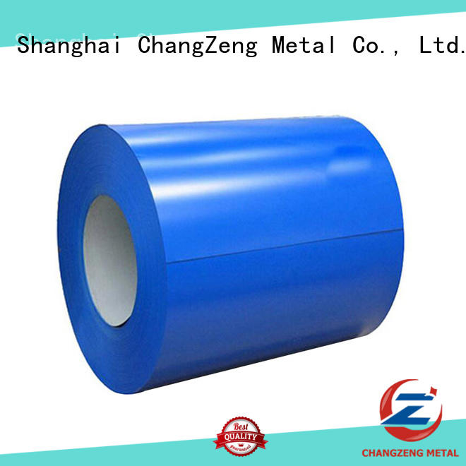 ChangZeng Top steel coil buyer manufacturers for industrial