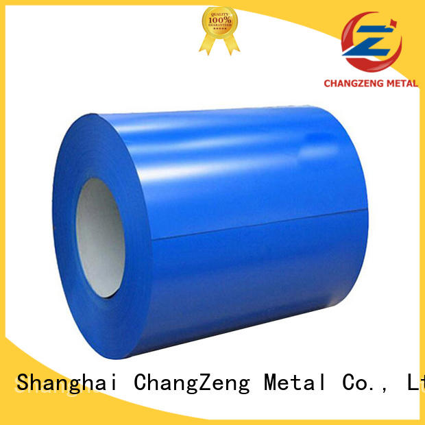 ChangZeng Latest dry burn stainless steel coil factory for construction