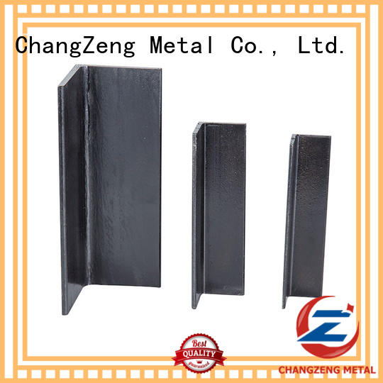 ChangZeng weight of steel shapes manufacturers for beam