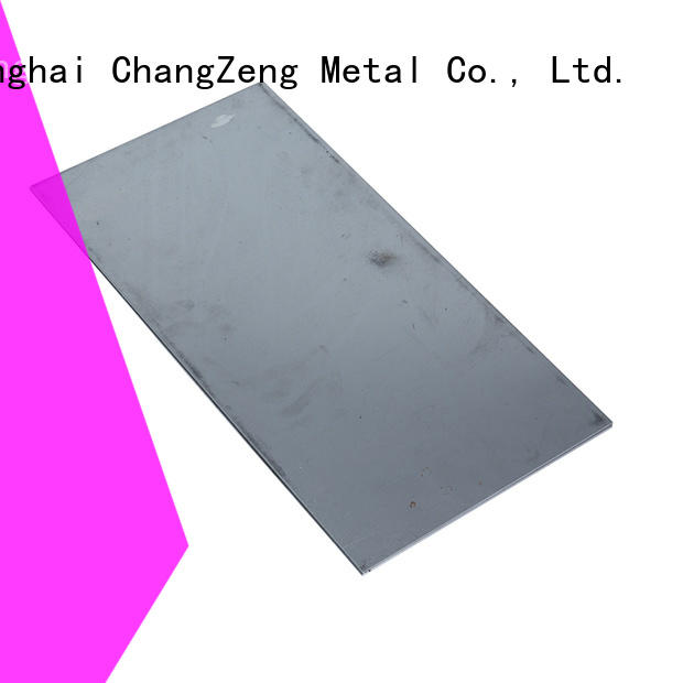 ChangZeng 20 gauge aluminum sheet metal factory for industrial