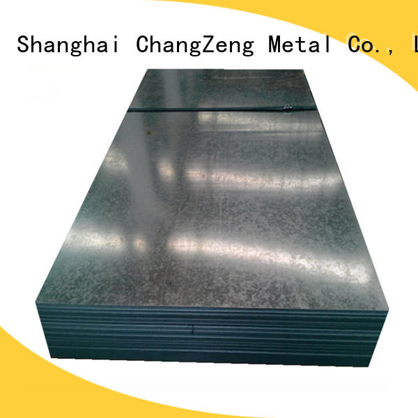 ChangZeng coiled 16 gauge aluminum sheet metal for sale manufacturers for industry