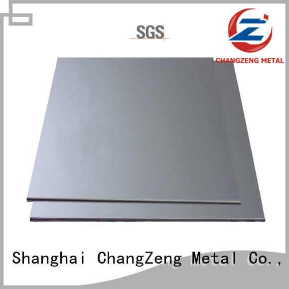 ChangZeng Latest iron sheet metal for sale for business for industry