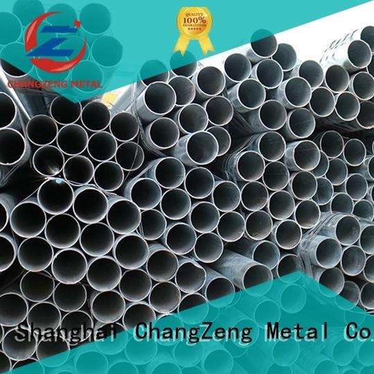 seamless steel tubing customized for channel