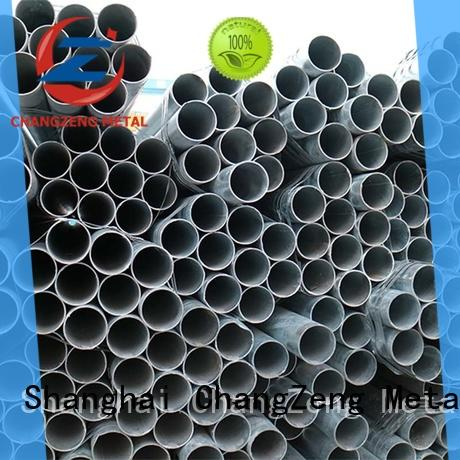 ChangZeng quality seamless steel pipe customized for beam