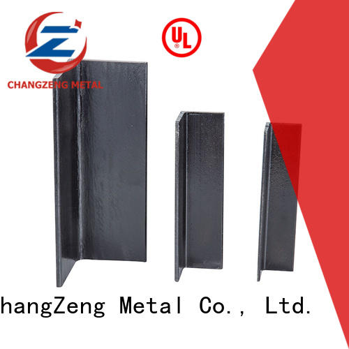 ChangZeng Latest c channel section properties wholesale for beam