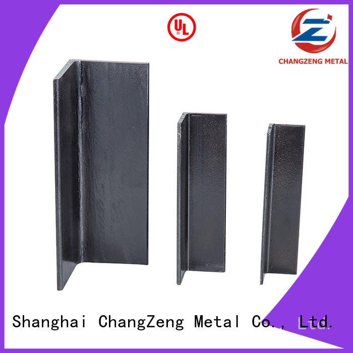 ChangZeng standard wide flange beam sizes wholesale for channel