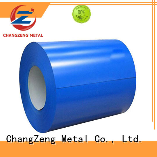 ChangZeng New mild steel coil supplier for industry