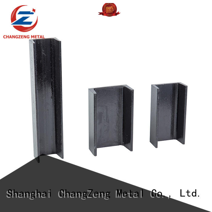 ChangZeng structural profile factory price for channel