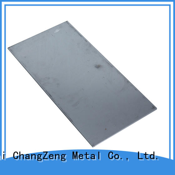 ChangZeng buy galvanised steel sheet company for commercial