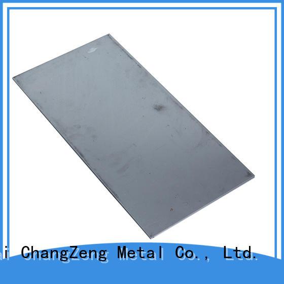 ChangZeng buy 18 gauge sheet metal manufacturers for industrial