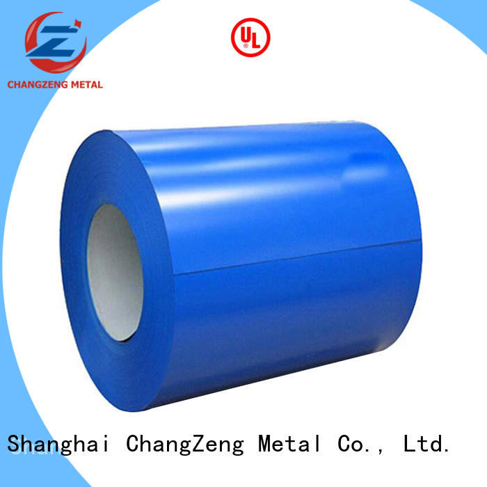 ChangZeng steel sheet coil wholesale for industry