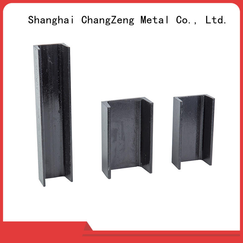 Latest c channel beam sizes Suppliers for building