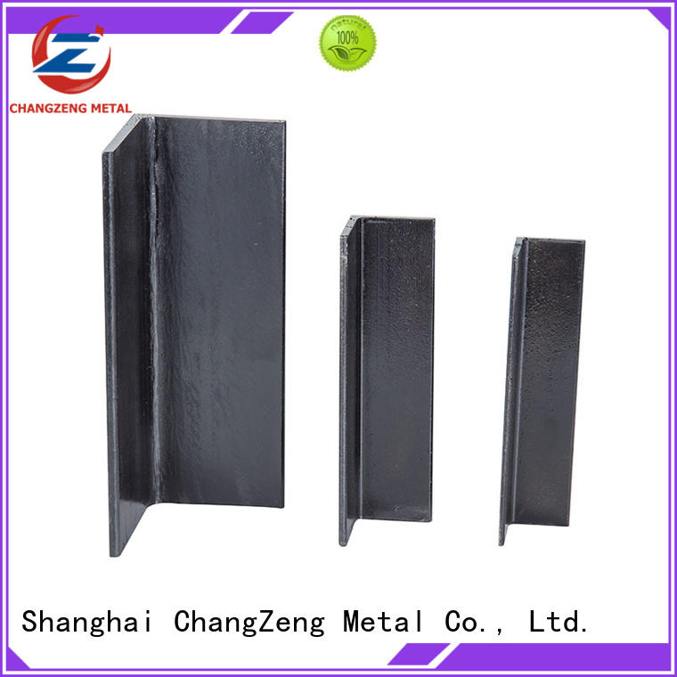 ChangZeng steel t beam sizes manufacturers for building