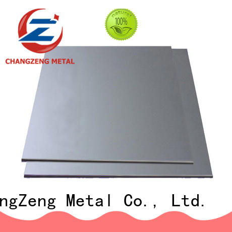 ChangZeng 904l steel sheet inquire now for commercial