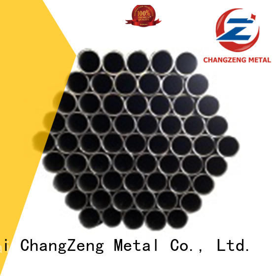 ChangZeng rectangular steel tubing manufacturers for channel