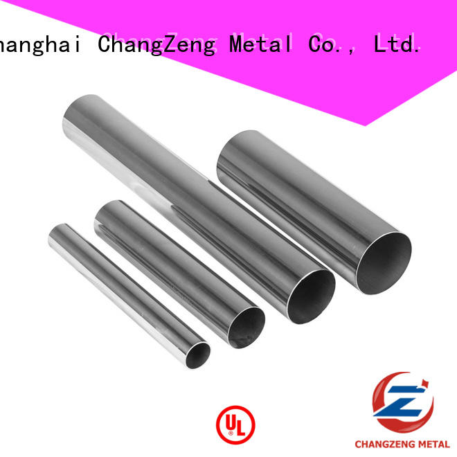 ChangZeng quarter inch steel pipe for business for beam