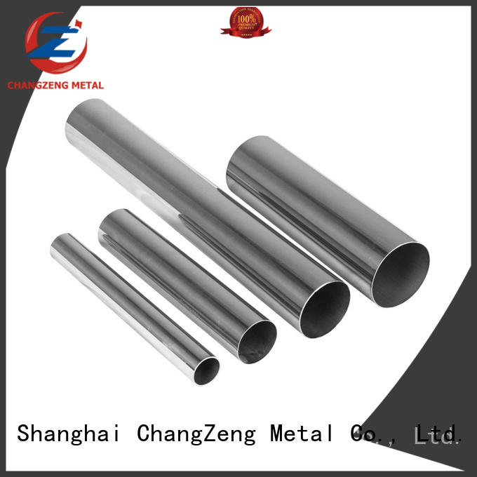 ChangZeng black steel pipes from China for construct