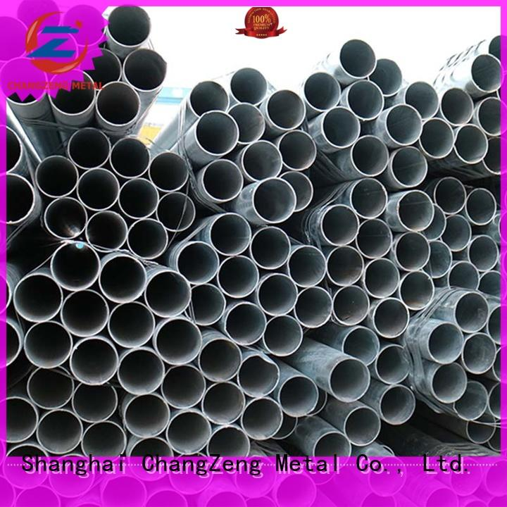 ChangZeng black steel pipe for sale manufacturers for beam