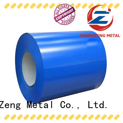 ChangZeng galvanized steel coil for industry