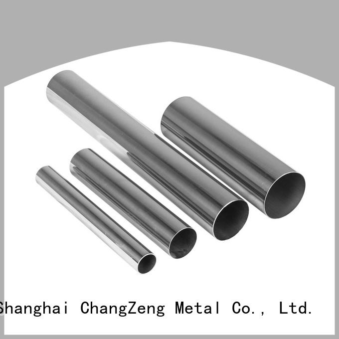 ChangZeng durable 3 diameter metal pipe manufacturers for channel