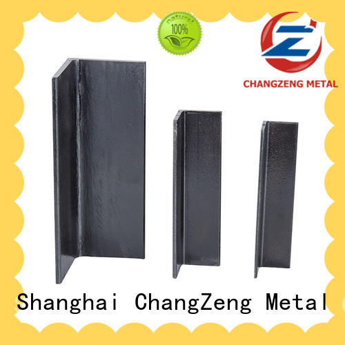 ChangZeng New rolled steel channel company for beam