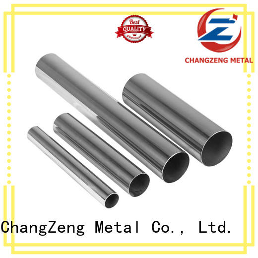 ChangZeng 10 inch diameter steel pipe manufacturers for channel