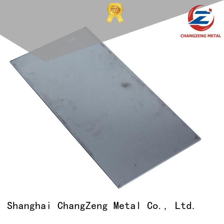 ChangZeng steel sheet design for industry