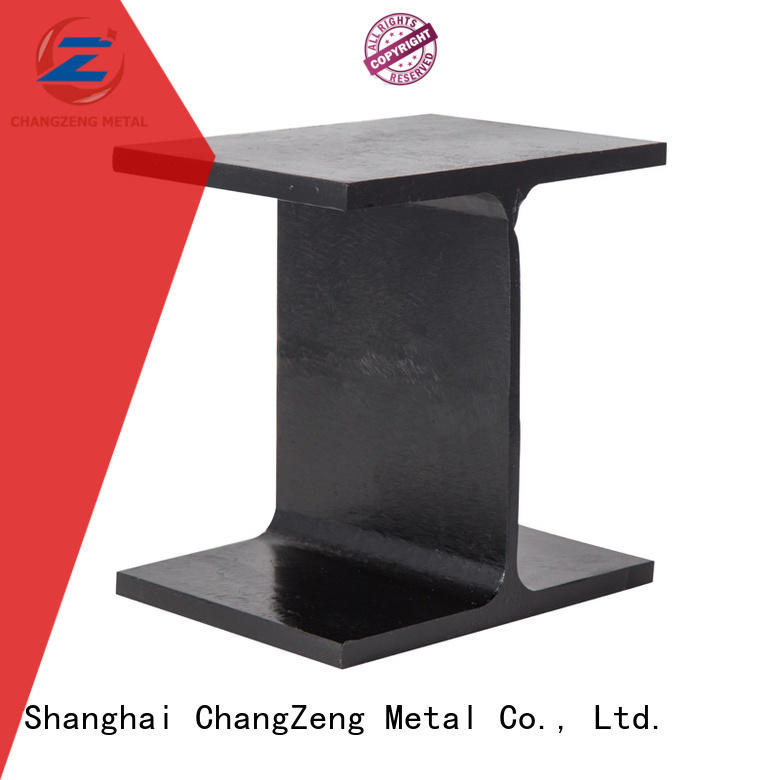 ChangZeng steel beams factory price for building