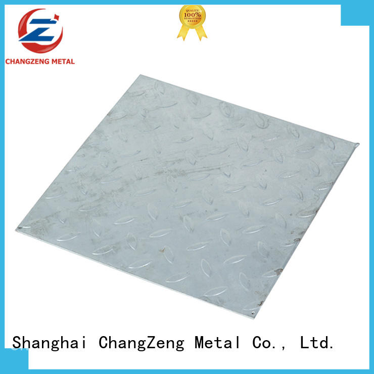ChangZeng top quality steel sheet inquire now for construction
