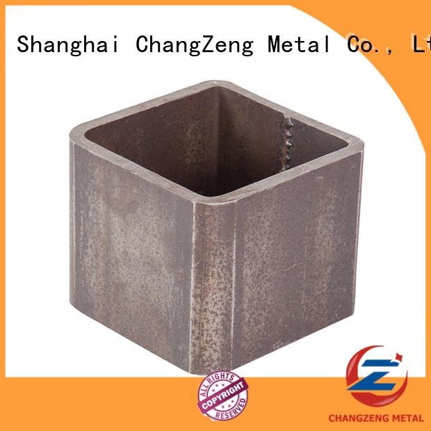 ChangZeng reliable steel tubing factory for construct